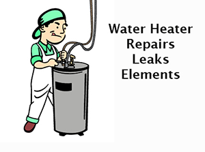 plumber repairing water heater in Kennedale